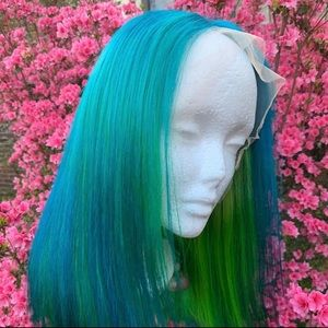 Lace Frontal Wig - Human Hair